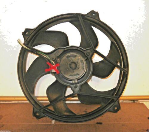Citroen Picasso 2000-2002 Radiateur Ventilateur Moteur Avec Support 6 lames Aircon