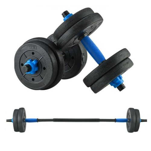 Free Weights Set With Connecting Rod 10KG-40KG Adjustable Weights Dumbbells Set
