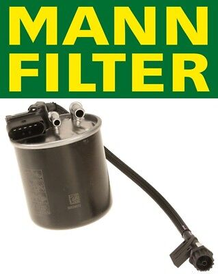 Factory Mann Fuel Filter for 2014-2016 MB Sprinter 2500 3500 Diesel 6510902952 .
