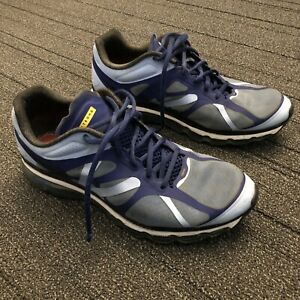 Livestrong-Nike-Air-Max-Sz-10-5-Sneakers-Prism-Blue-Running-Shoes-487990-408