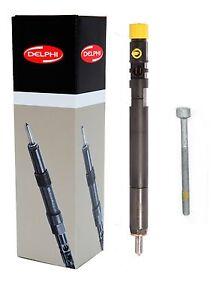 E Klasse ORIGINAL Diesel Düse ++ DELPHI Injektor R04201D MB A6460700987 für C