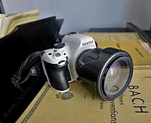 PENTAX-Pentax-K-K-50-16-3MP-Digital-SLR-Camera-White-with-Tamron-28-200mm