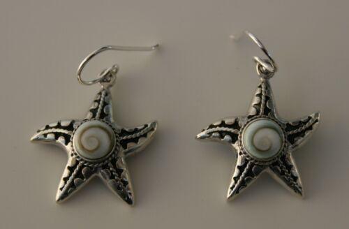 Sterling Silber Ohrringe  Shiva Eye