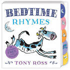 My Favourite Nursery Rhymes Board Book: Bedtime Rhymes by Tony Ross (Board book, 2015)