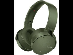 Auriculares inalámbricos Sony MDR-XB950N1G, Noise Cancelling digital, Bluetooth