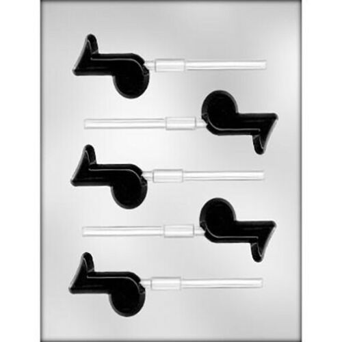 Small Music Note Chocolate Pop or Chocolate Sucker Mould