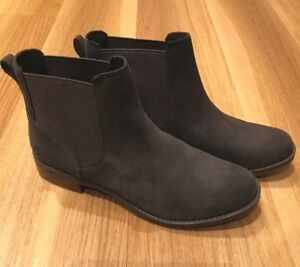 4f05e02409dd67 Image is loading Timberland-Magby-Chelsea-Grey-Womens-Ankle-Boots-UK-