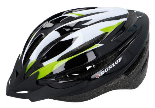 DUNLOP Fahrradhelm Visier MTB Fahrrad Mountainbike Rad Helm Radhelm Schutzhelm