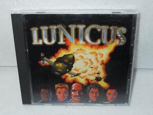 Linicus-PC-Computer-Video-Game-CD-1994-Cyberflix-Acient-Alien-RPG-VGC-Rare
