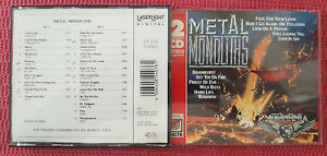 Metal-Monoliths-CD-sehr-gut