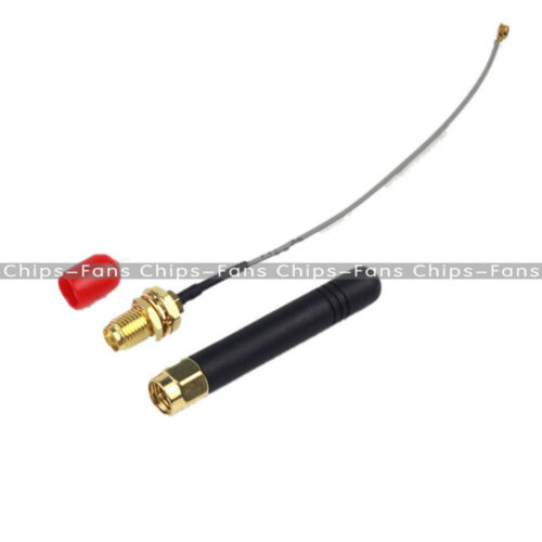 WEMOS D1 Mini Pro-16M Bytes ESP8266 IPEX GPRS External Connector Antenna Module
