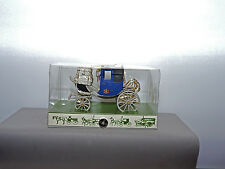 BRUMM  HISTORICAL DIECAST 1:43 - REF.NO.22 DRESS CARRIAGE XIX CENTURY