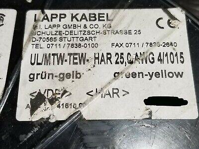 H07V-K H05V-K Lapp Kabel 0,75 1,0 1,5 2,5 4 6 10 16mm² mm2 Farbwahl KFZ Kabel