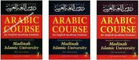 Arabic Course For English Speaking Students Full Set Volume 1 To 3 From Ukia