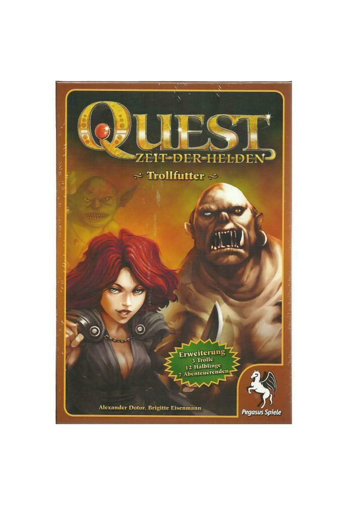 Quest  Trollfutter    Online Shop