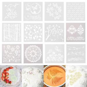 Coffee-Milk-Cake-Cupcake-Stencil-Template-Mold-Baking-Decor-Stencil-Mold-Latte