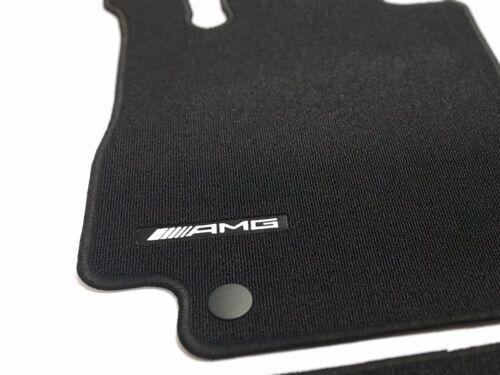 AMG Fussmatten Mercedes E-Klasse W213 S213 Originalware