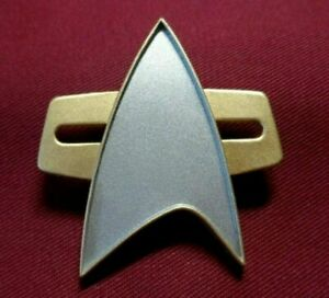 Star-Trek-PICARD-Uniform-Combadge-Communicator-Pin-Com-Badge-Costume-Cosplay
