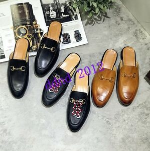 MENS-embroidery-LOAFERS-MOCCASIN-CASUAL-PARTY-SLIP-ON-SLIPPERS-SHOES-BRITISH-NEW