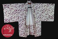 Kimono Haori Japonais MADE IN JAPAN GENUINE AUTHENTIQUE  NEUF NEW LAINE WOOL