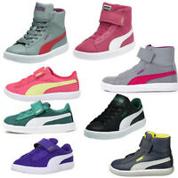Puma Archive Lite Mid Hi Low Kid Childrens Casual Trainers