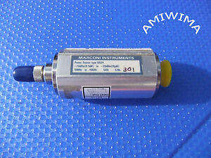 POWER METER SENSOR Marconi IFR Aeroflex 6924 40GHz LOW LEVEL POWER -70dBm 40 GHz - Deutschland - POWER METER SENSOR Marconi IFR Aeroflex 6924 40GHz LOW LEVEL POWER -70dBm 40 GHz - Deutschland