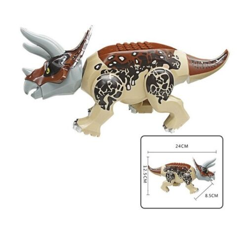 Building Block Big Jurassic Dinosaur World Toy Compatible with Legoing Kitoz NEW
