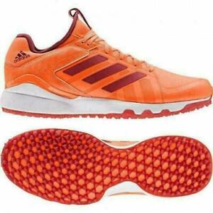 Details about Adidas Field Hockey Shoes Lux Orange Trainers - G25962