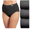 thumbnail 1 - Jockey 3-Pack Elance Briefs ( Black) 100% Cotton Comfort Classic Underwear