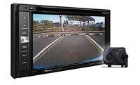 Pioneer Avic-6201nex 2 Din Gps Dvd/cd Player + Nd-bc8 Camera Carplay Android