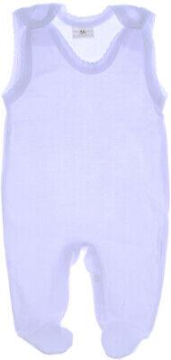 Baby100/% Baumwolle Unisex Strampler Schlafanzug gr 50 56 62 68 Englandmode