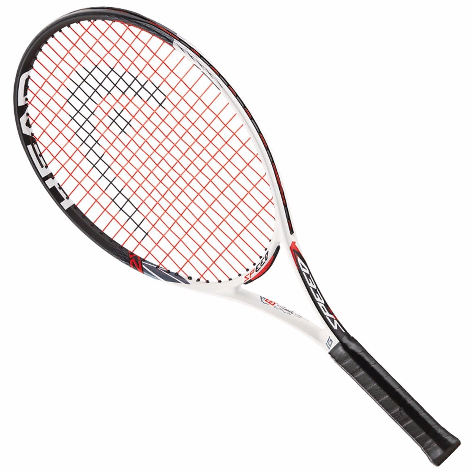 Racchetta da tennis Head speed junior misura 25 ragazzo ragazza età 8 9 10 anni