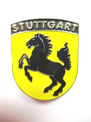 Stuttgart Stadtwappen Magnet Metall Souvenir Germany,Deutschland,Neu