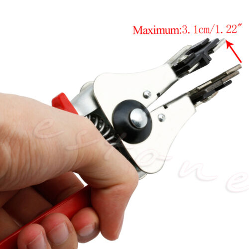 Automatic Cable Wire Stripper Crimping Plier Cutter Crimper Stripping Hand Tool