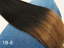 Clip-in-human-remy-hair-extensions-20-034-long-weave-weft-all-colours-DIY miniature 19
