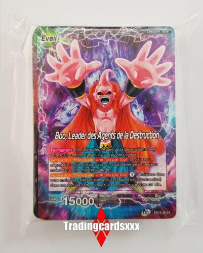EX13 ♦Dragon Ball Super Card Game♦ Lot de 71 Cartes FR Anniversary Box 2020
