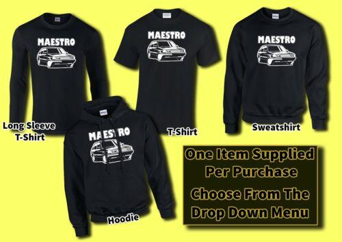 Austin Maestro Classique Voiture T-SHIRT SWEAT ou T-shirt à manches longues