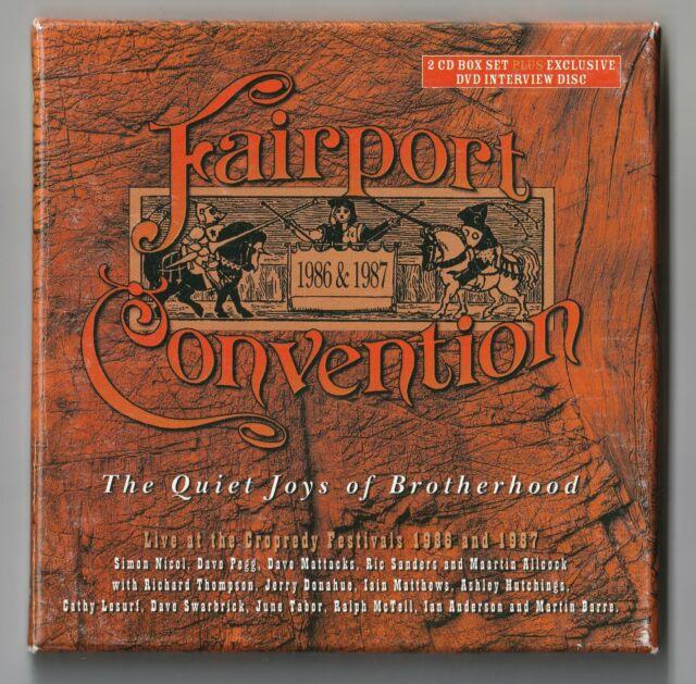 Fairport Convention - The Quiet Joys Of Brotherhood, (2 CD & 1 DVD) (2004)