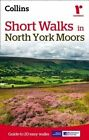 Short Walks in the North York Moors by Collins Maps (Paperback, 2015)