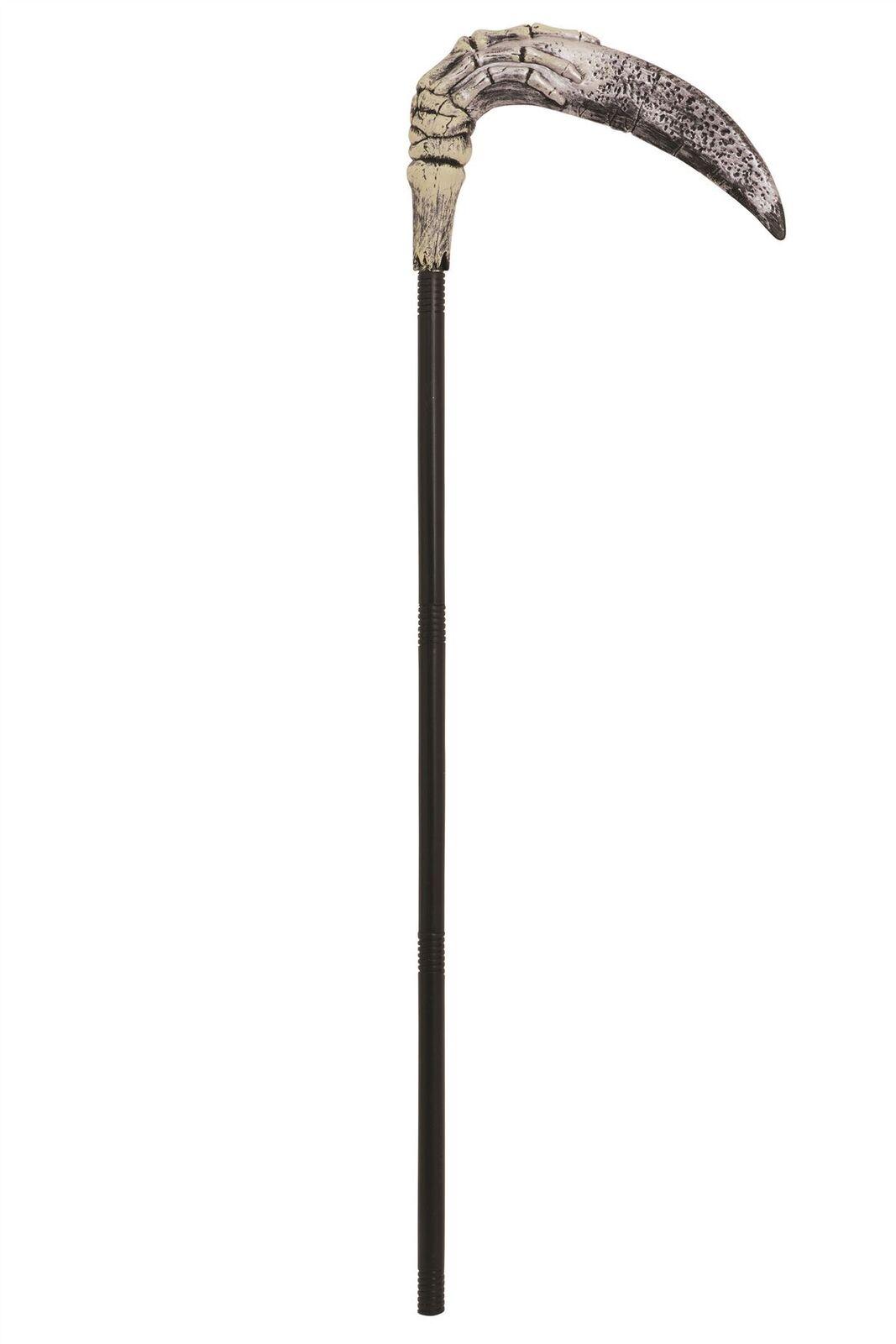 Scythe Grim Reaper 117cm (3 Section), Accessory, Halloween, Fancy Dress