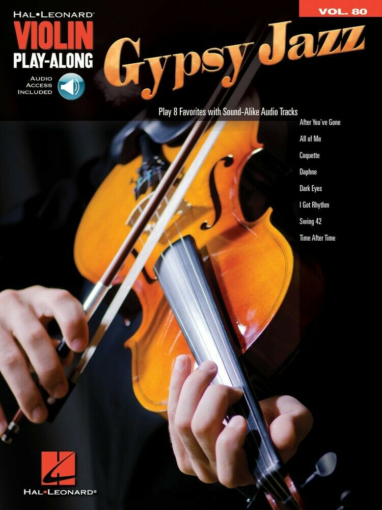 Gypsy Violin Basics A Beginners Guide Learn Play FIDDLE Music Book//Online Audio