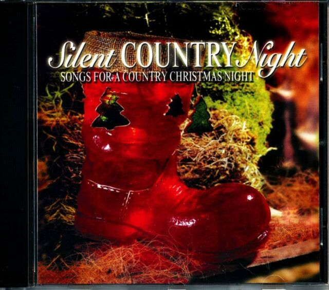 Silent Country Night - Songs fo a Country Christmas Night - CD