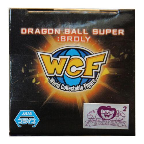 Banpresto Dragon Ball Super Movie World Collectable Figure Vol 2 Bulma