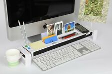 iStick Home Office Desktop Computer Stationery Accessory Organizer USB Hub White