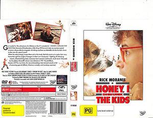 Honey I Shrunk The Kids 1989 Rick Moranis Movie Dvd Ebay