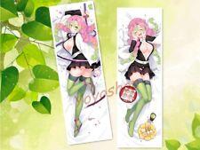 Kimetsu No Yaiba Kanroji Mitsuri Anime Dakimakura Body Pillow Case Gift 150 50cm Ebay She is also a demon slayer and the love hashira (恋 (こい) 柱 (ばしら) koi bashira?) of the demon slayer corps. ebay
