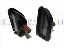 1993-2001 Nissan Altima | Left & Right Set of Rear License Plate Lamps OEM NEW