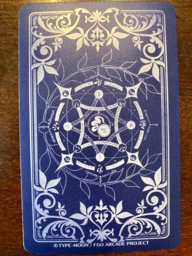 Fate Grand Order FGO Arcade Card Medea Lily