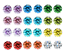 12-Pairs-Women-Rhinestone-Crystal-Pearl-Earrings-Set-Women-Ear-Stud-Jewelry thumbnail 21
