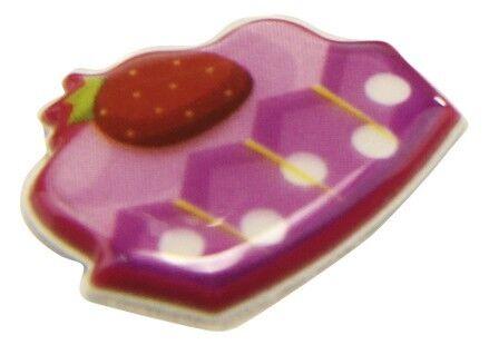 Sticker Set Cooky Cupcakes Maildor 27 tlg 3D Sticker